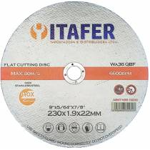 "Disco de Corte 9""X1,9x22mm - Itafer"